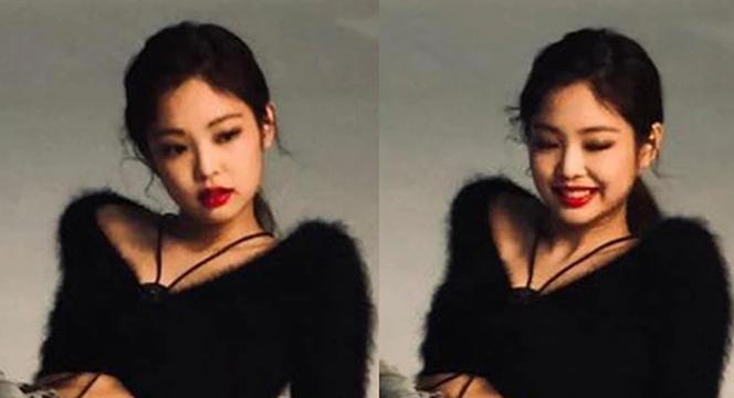 Loạt ảnh lộ vòng 2 của Jennie Black Pink với 'Những nụ hôn cho các Blink'