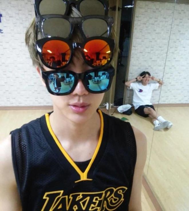 Jin BTS, BTS, Sở trường sở đoản Jin BTS, Thói quen kỳ quặc Jin BTS