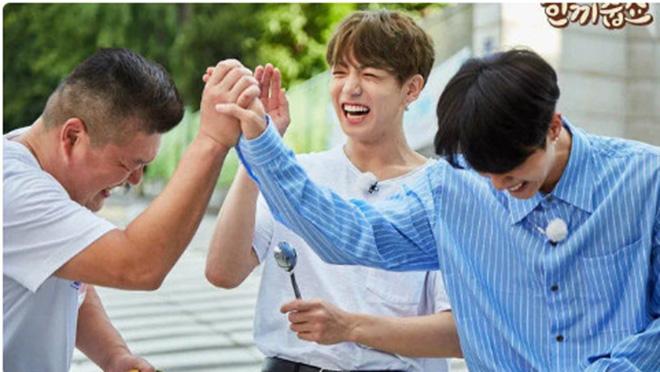 BTS, Bts, Jungkook, Cậu em út Vàng BTS, Give Me A Meal, JBTC, Kang Ho Dong, bts
