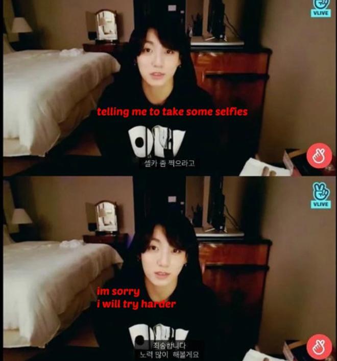 BTS, Bts, Break The Silence, Jungkook, Em út Vàng BTS, Jungkook VLive, bts