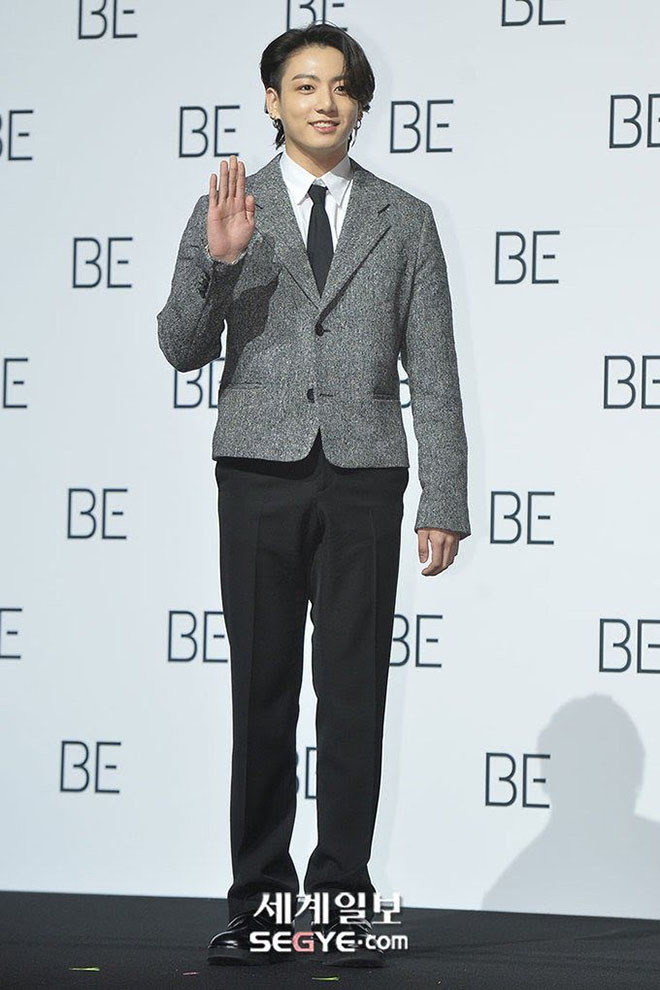 BTS, BE album, BE BTS, Jungkook, Skit, BTS tổ chức họp báo tòa cầu