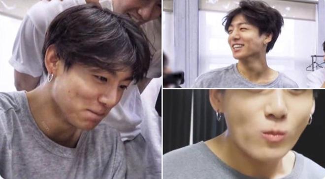 BTS, Bts, Jungkook, Em út Vàng BTS, Jungkook không trang điểm, Never Not, Lauv, bts