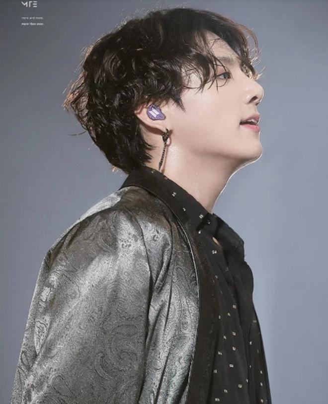 BTS, Jungkook, Em út Vàng BTS, Jungkook tóc lượn sóng, Suga, Daechwita