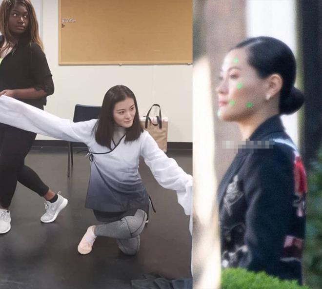 Phạm Băng Băng, Phim 355, Phạm Băng Băng bị cấm xuất ngoại, Lộc Ninh, Jessica Chastain