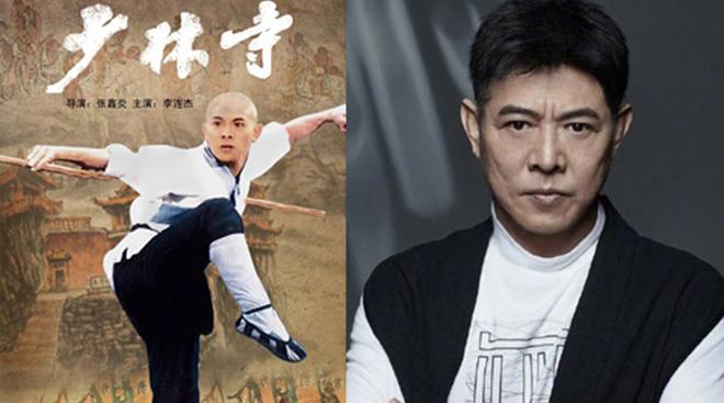 Lý Liên Kiệt tiết lộ cát sê 1 NDT/ngày khi đóng phim 'Thiếu Lâm Tự'