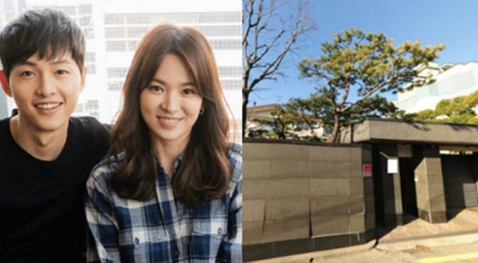 Song Joong Ki và Song Hye Kyo đã rời tổ ấm từ cách đây nhiều tháng