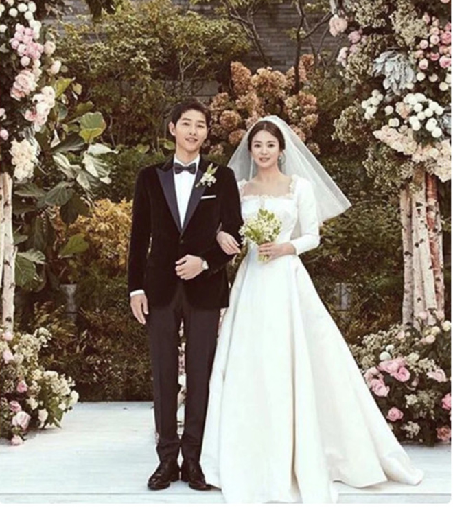 Song Joong Ki, Song Hye Kyo, Cặp Song Song ly hôn, Cặp sao phim Hậu duệ mặt trời ly hôn