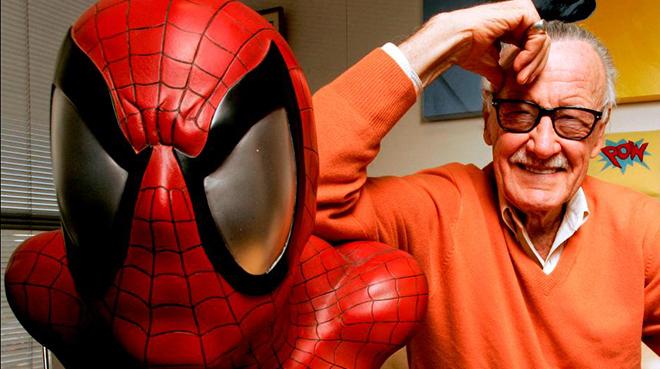 Các siêu người hùng thương khóc 'cha đẻ' Marvel Stan Lee