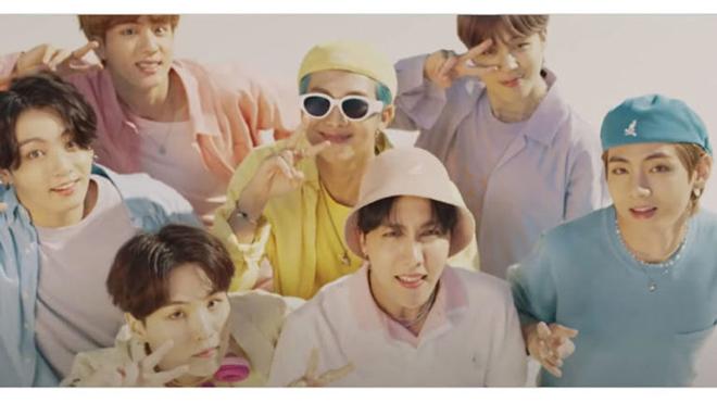 BTS, Thánh phán Suga, Dynamite, IONIQ I'm On it, BTS ca khúc mới, Billboard, K-pop