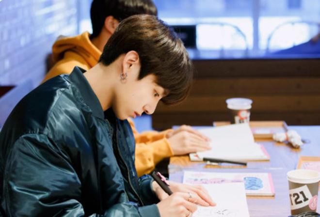 BTS, Bts, Jungkook, V BTS, maknae, hyung, V ngưỡng mộ Jungkook thật lòng, bts