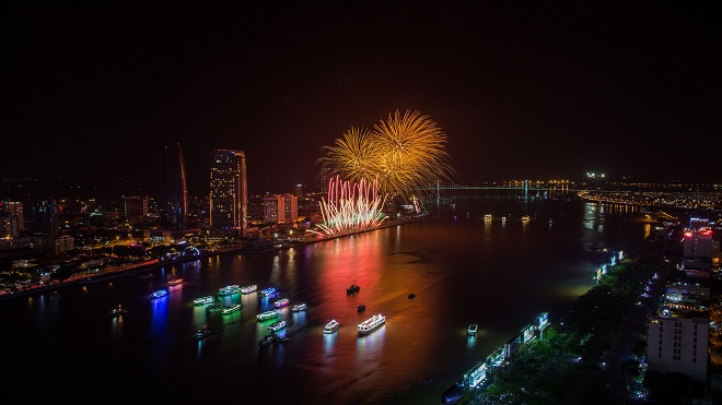 Công bố Lễ hội pháo hoa Đà Nẵng 2018: Diễn ra trong 2 tháng với nhiều màu sắc khác biệt