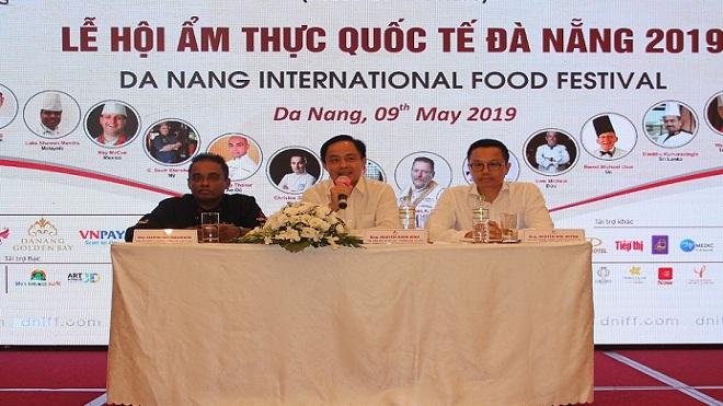 Lễ hội Ẩm thực Quốc tế 2019 lần đầu tiên sẽ được tổ chức tại Đà Nẵng