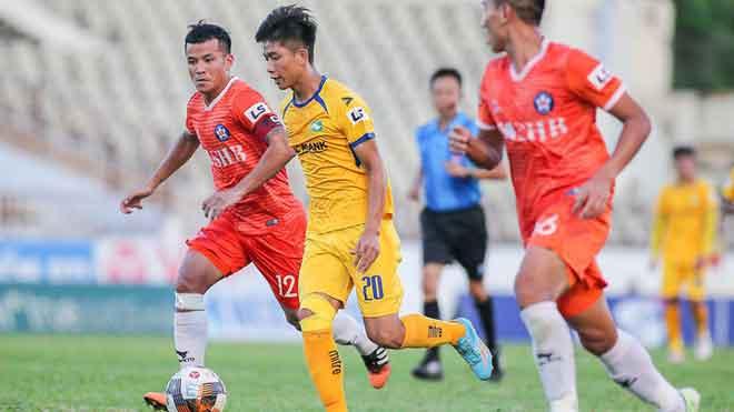 Video Bàn thắng và Highlight Nam Định 3-0 SLNA: Merlo lập cú đúp
