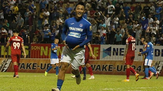 Video : Bàn thắng và highlight Viettel 3-3 Than Quảng Ninh