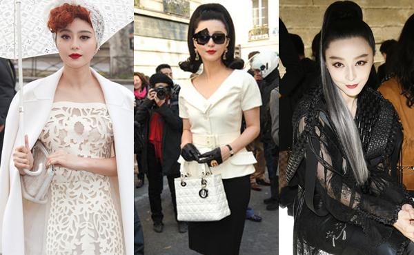 Sự khác biệt phong cách của sao Việt-Hoa-Hàn tại các Tuần lễ thời trang