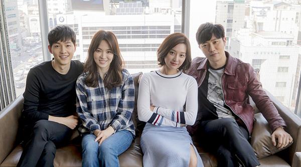 """Cặp đôi Kim Ji Won - Jin Goo sẽ có mặt trong ngày cưới của """"Đại úy"""" Yoo"""