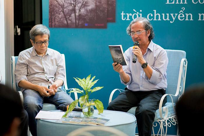 Nhà văn Mai Sơn chia sẻ về khuynh hướng sáng tác của nhà văn Vũ Thành Sơn