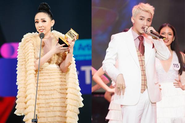 Tóc Tiên và Sơn Tùng là hai nghệ sĩ giành giải MAMA tại Việt Nam