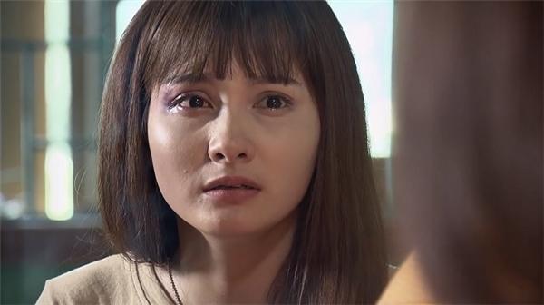 Bảo Thanh nhập tâm vào vai Minh Vân trong Sống chung với mẹ chồng