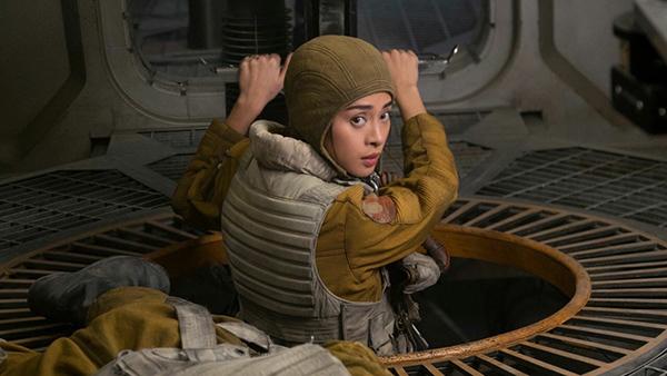 Ngô Thanh Vân xuất hiện một cảnh trong Star War