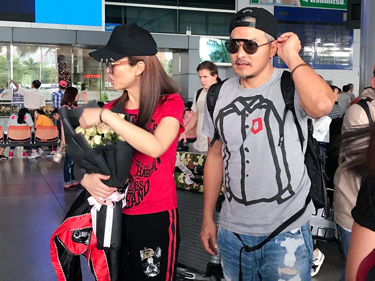 Đây là lần thứ hai cặp diễn viên nổi tiếng của đảo quốc sư tử đến Việt Nam, sau sự kiện vào năm 2011 tại TP.HCM