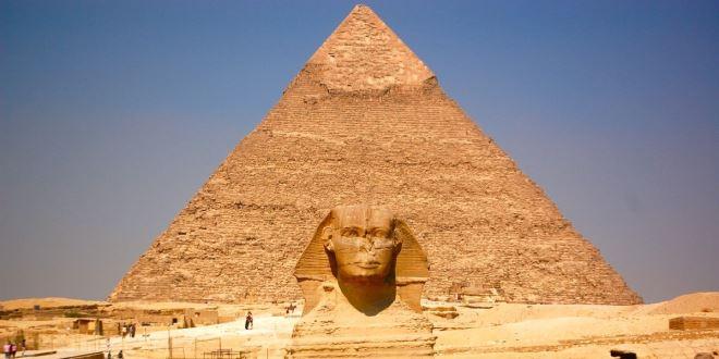 Bí ẩn bị chôn vùi sau ánh hào quang của kim tự tháp Ai Cập