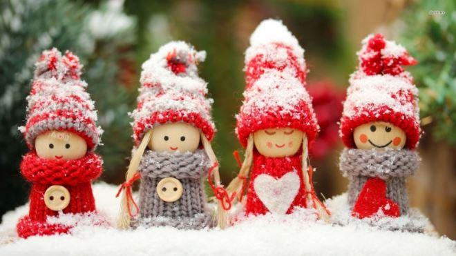 Mang Giáng sinh đến với bàn ăn nhà bạn