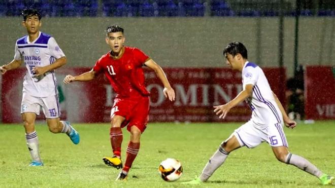 VIDEO bóng đá Việt Nam: U21 Việt Nam 2-1 U21 FK Sarajevo. Văn Quyết tiếc vì không được lên tuyển