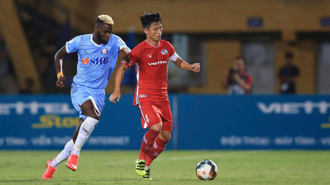 VIDEO bàn thắng và highlights Viettel 1-1 Đà Nẵng: Bất phân thắng bại