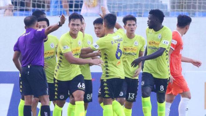 VIDEO bàn thắng Đà Nẵng 1-1 Hà Nội FC: Hà Nội không thắng 3 trận liên tiếp