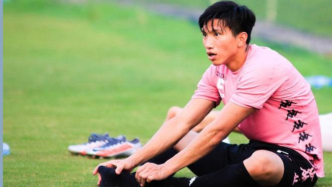 Văn Hậu khó dự vòng loại World Cup 2022 cùng tuyển Việt Nam