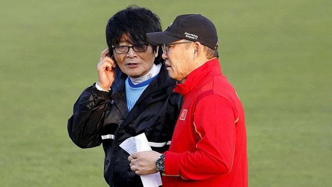 HLV Park Hang Seo lộ 4 mục tiêu của đội tuyển Việt Nam