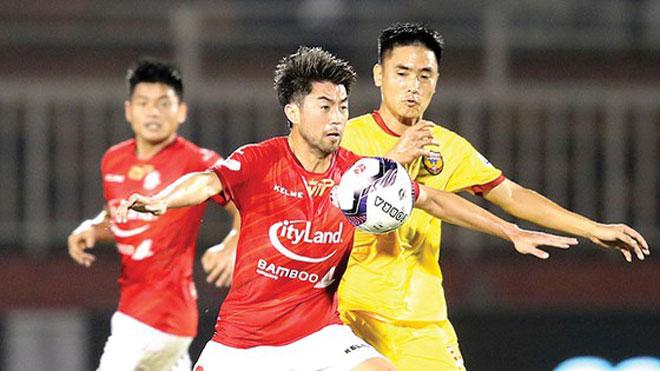 Lee Nguyễn và những cái tên vắng mặt ở vòng 11 V-League