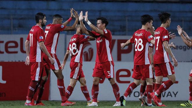 Video bàn thắng Đà Nẵng 1-2 Viettel: Vỡ òa phút bù giờ