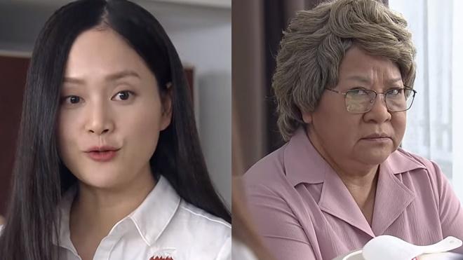 'Nàng dâu order' tập 13: Lan Phương bị bà nội chồng mắng té tát chỉ vì muốn thuê… giúp việc