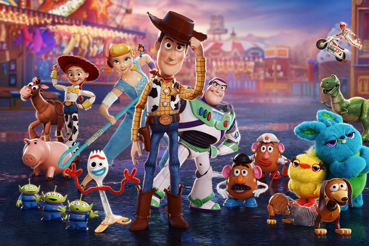 Toy Story 4 thu về 1 tỷ USD, Disney bá chủ thị trường điện ảnh 2019 | TTVH  Online