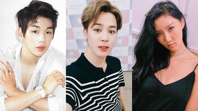 Jimin BTS quán quân, Blackpink không vào nổi Top 10 trong BXH thương hiệu thần tượng tháng 9