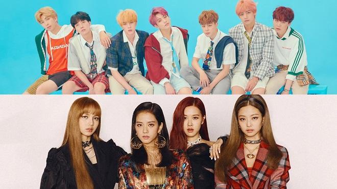 10 nhóm nhạc Kpop sở hữu lượt view 'khủng' nhất Youtube: BTS giữ ngôi vương, Blackpink 'vượt mặt' Twice