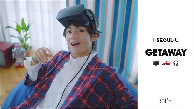 V BTS khiến quần áo 'cháy hàng' trong nháy mắt sau MV 'Get Away'