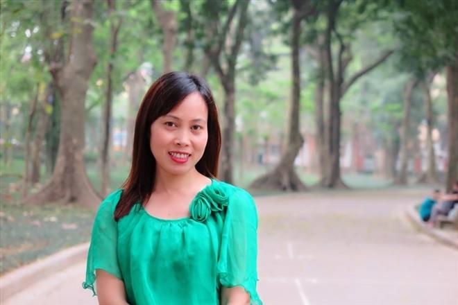 Nhà báo Thanh Hà