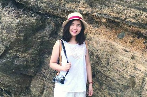 Nhà báo Thùy Linh