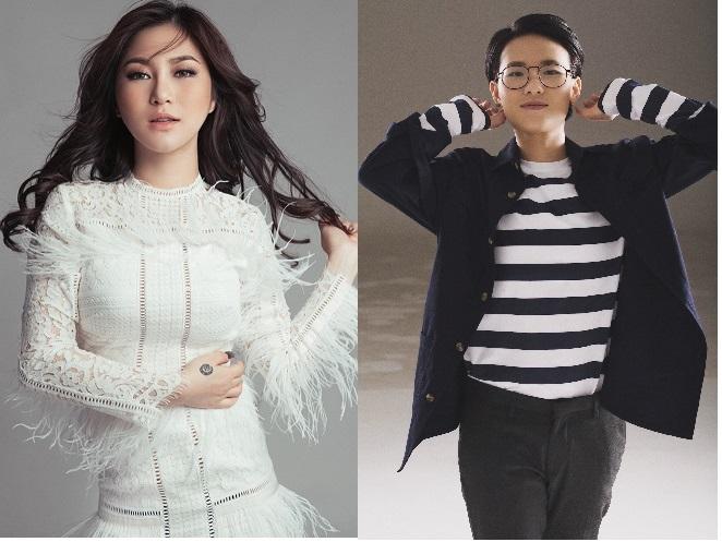 Hương Tràm và Tiên Cookie sẽ thay thế vị trí của Đông Nhi và Ông Cao Thắng mùa thứ 4 The Voice Kids
