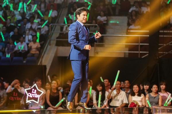 """Ngọc Sơn là huấn luyện viên nhảy rất """"sung"""""""