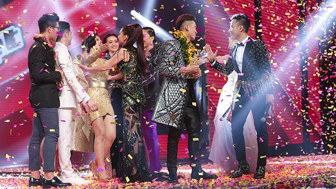 MC Nguyên Khang nói gì về chiến thắng của Ali Hoàng Dương?