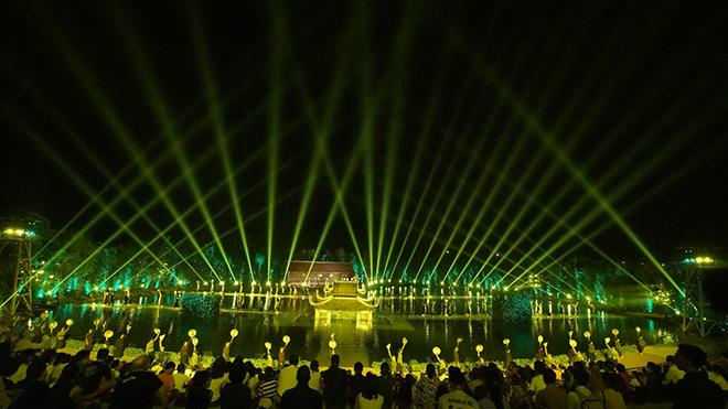 'Thủaấy xứ Đoài' đẹp mê hồn và choáng ngợp của đạo diễn Việt Tú