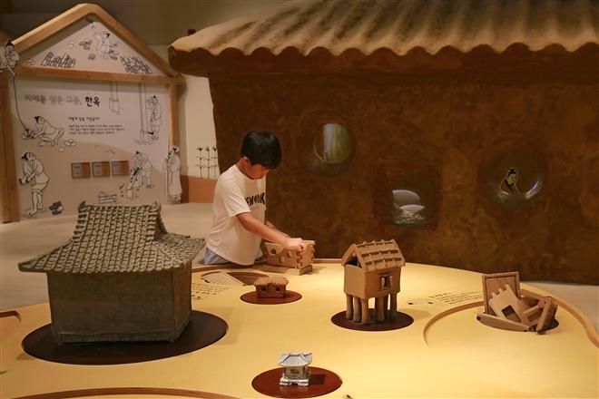 Trải nghiệm của thiếu nhi Hàn Quốc tại bảo tàng thiếu nhi
