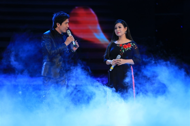 Tiếng hát của Dương Hồng Loan