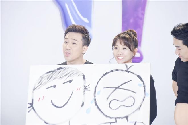 Hai bé sinh đôi nhà Trấn Thành - Hari Won