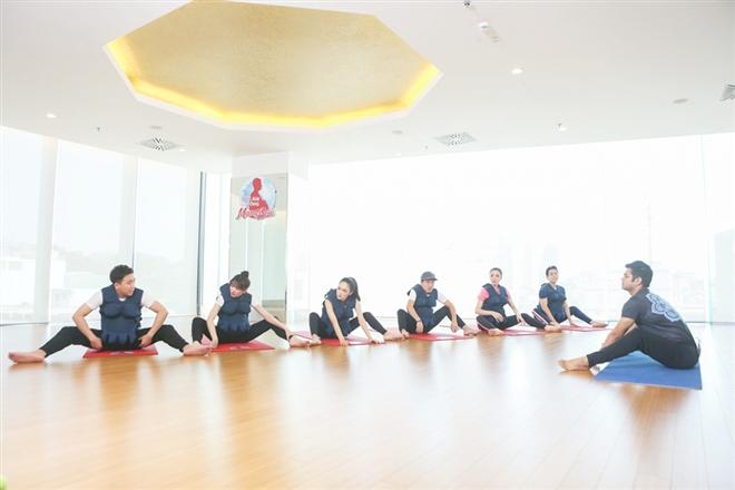 Các tư thế yoga dành cho bà bầu