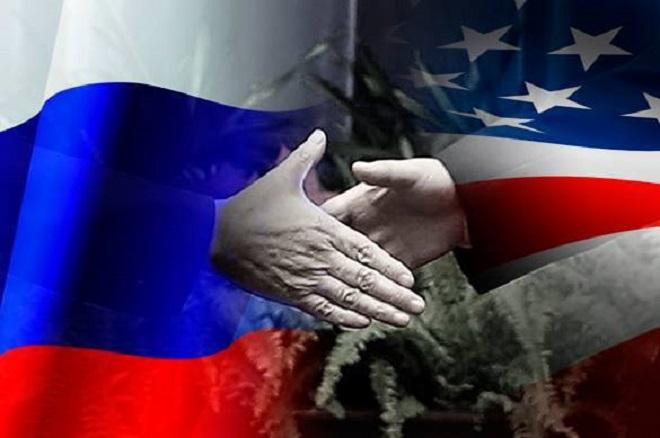 Nga Mỹ tiến hành Hội nghị Thượng đỉnh. Ảnh: Pradareport